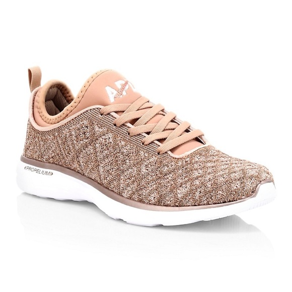 APL Shoes | Techloom Phantom Rose Gold